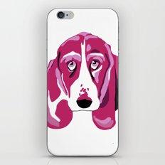 Hound Dog iPhone & iPod Skin
