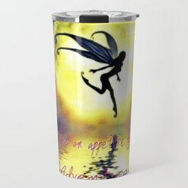 Appetite for adventure! Travel Mug