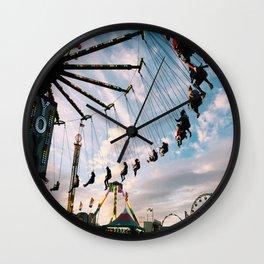 Yo.  Wall Clock