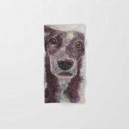 Parson, the cattle dog Hand & Bath Towel