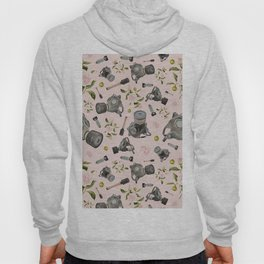 Don't stop to smell the roses Hoody