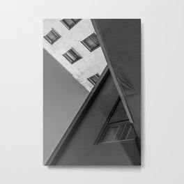Downtown Milwaukee Architecture Metal Print