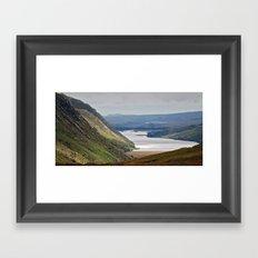 Lough Beagh 2 Framed Art Print