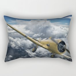 T-6 Texan Rectangular Pillow