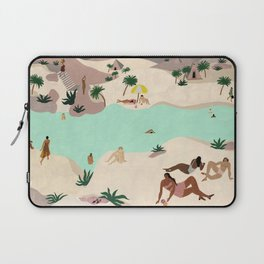 River in the Desert Laptop Sleeve