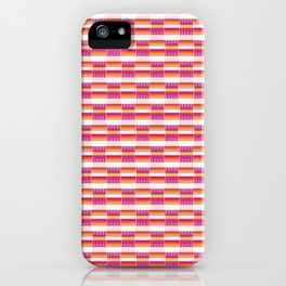 *STRIPE_PATTERN_1 iPhone Case