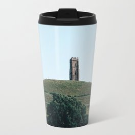 glastonbury tor Travel Mug