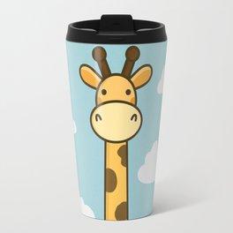 Kawaii Cute Giraffe Travel Mug