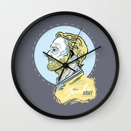 Ser Jorah's Army Wall Clock