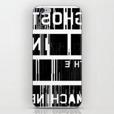 Ghost in the Machine iPhone & iPod Skin