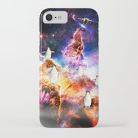 penguins iPhone & iPod Cases featuring penguins by haroulita