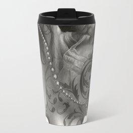 Requiro - pencil drawing Travel Mug