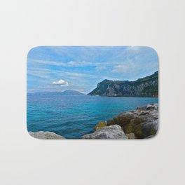 Sorrento: Amalfi Coast, Italy Bath Mat