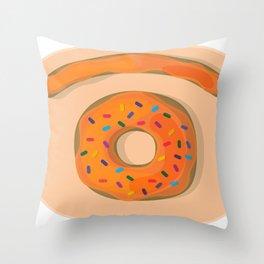 d.ojo.na Throw Pillow