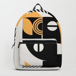 Geometriccal design untitled Backpack