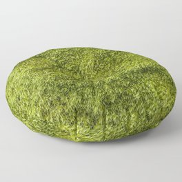 Moss Floor Pillow