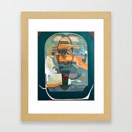 META II Framed Art Print