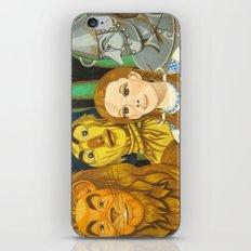 Dorothy's Crew iPhone & iPod Skin