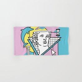 Apollo - Vaporwave - 80s Hand & Bath Towel