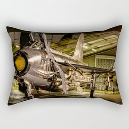 English Electric Lightning QRA shed Rectangular Pillow