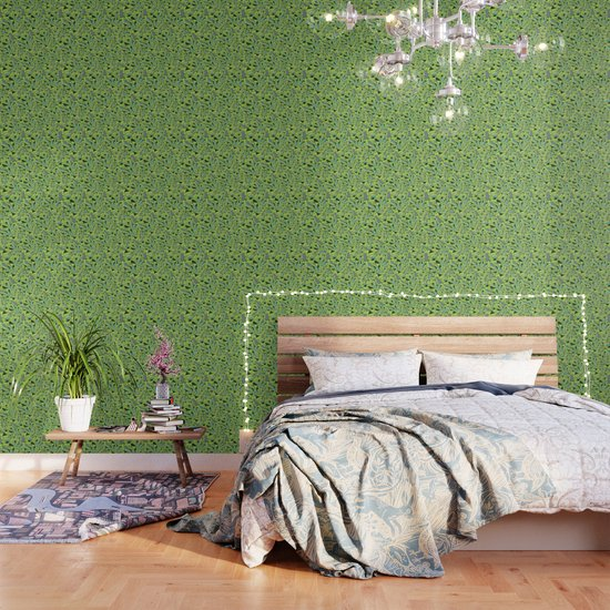 Green Aqua Abstract Wallpaper By Jessielee72