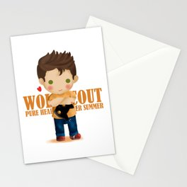 Wolf Scout Stationery Cards