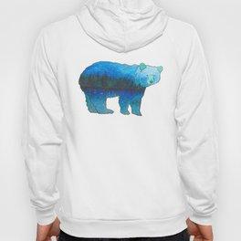 Evergreen Bear Hoody