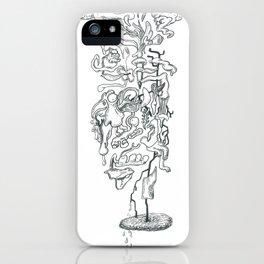 Outward Innards iPhone Case