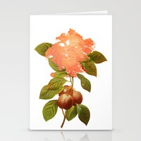 botanical Stationery Cards featuring Botanical by CAB Architects