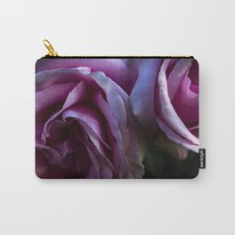 Twin rose buds Carry-All Pouch