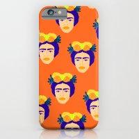 Colorful Frida Slim Case iPhone 6