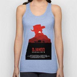 Django Unchained Unisex Tank Top