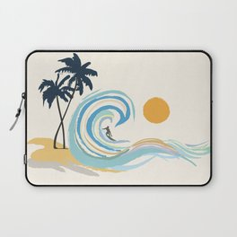 Minimalistic Summer II Laptop Sleeve