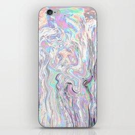 Iridiscent iPhone Skin