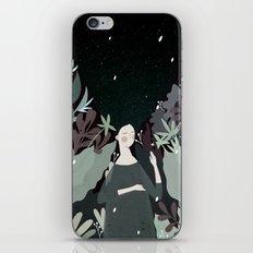sleepiness iPhone & iPod Skin