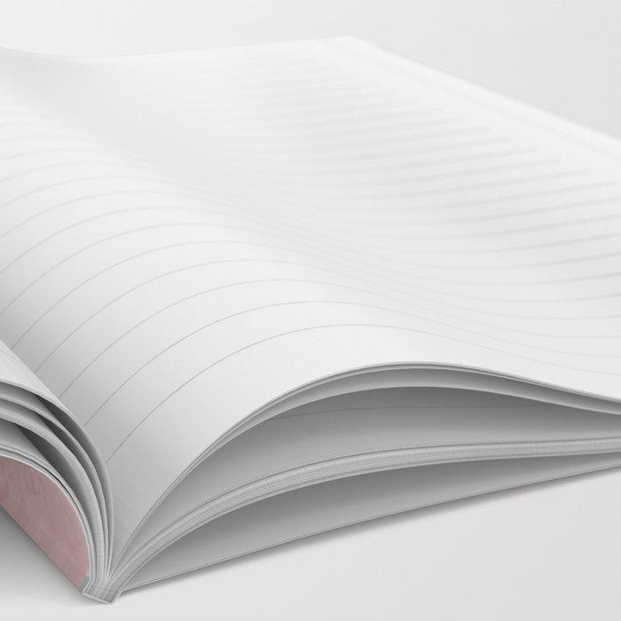 OKTOBERFEST Pink Dirndl Girl Notebook
