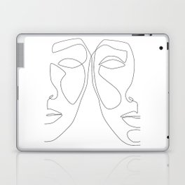 Double Face Laptop & iPad Skin