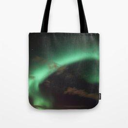 Princess Aurora Borealis Tote Bag