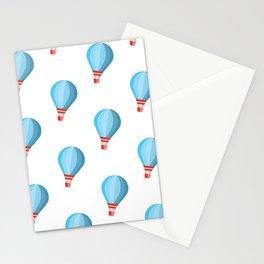 aerostats pattern Stationery Cards