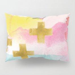 Three Wisemen Abstract Pillow Sham