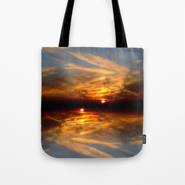 breathclouds -dbl Tote Bag