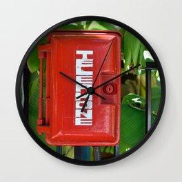 Need a phone Wall Clock