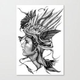 Valkyrie v1 Canvas Print