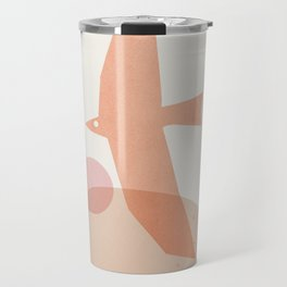 Abstraction_BIRD Travel Mug