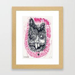 Inland Empire / David Lynch Film Posters Framed Art Print
