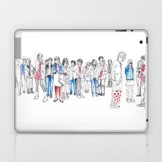 In Moments of Waiting Laptop & iPad Skin