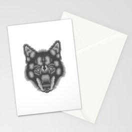 Hex: Lobo Ibérico Stationery Cards