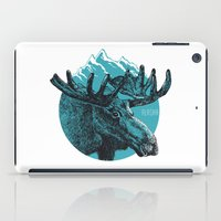 alaska iPad Cases featuring Alaska by Krikoui