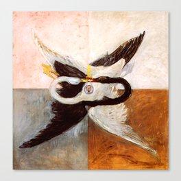 "Hilma af Klint ""The Swan, No. 24, Group IX-SUW, 1915"" Canvas Print"