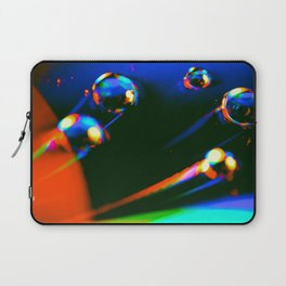 Through Time & Space Laptop Sleeve